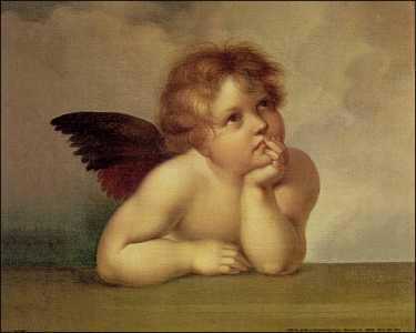 Rafael Cherub Angels Ii Paper Tole 3d Kit Size 8x10 8 1257