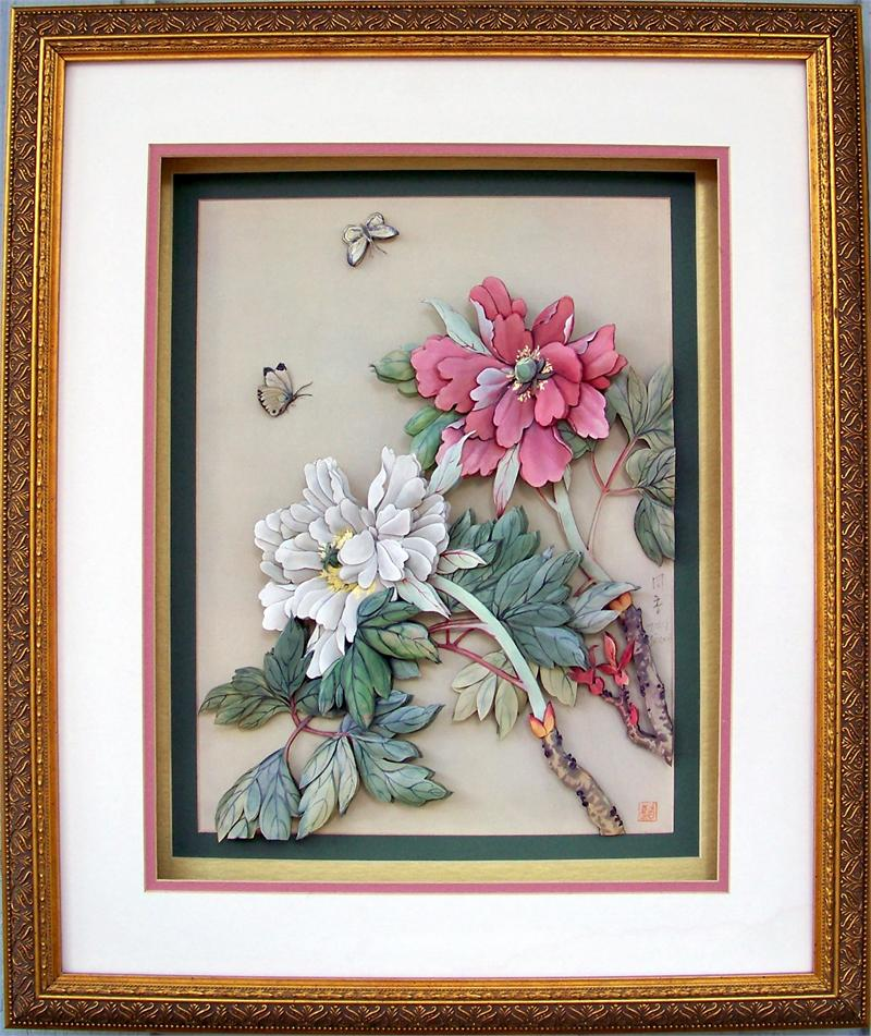 Shadow Box Frame Dc8372 Size 18x22 For 12x16 Picture 11314