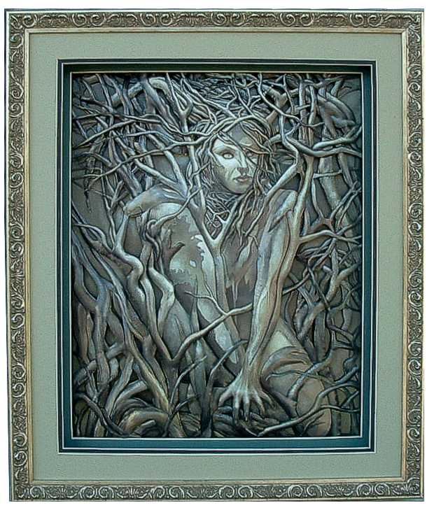 Shadow Box Frame # FS-940 Size 20x24 for 16x20 pictures-51911