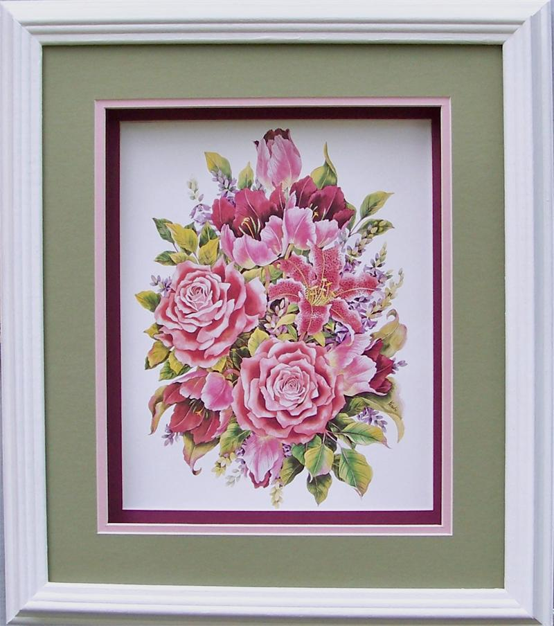 Shadow Box Frame 750 White Size 12x14 for 8x10 Picture 56210
