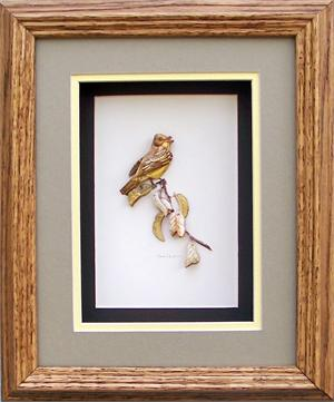 Shadow Box Frame 750 Oak Size 8x10 Inches For 6x8 8061